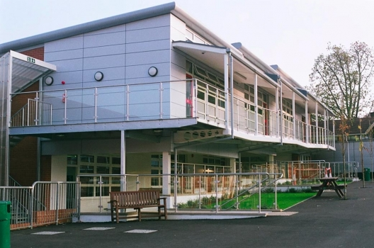 picture of Commercial Buildings and Renovation
