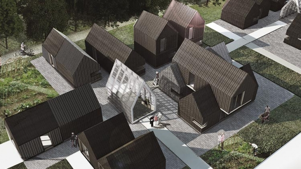 picture of Single-Family Homes and Townhouse