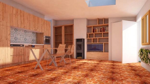 Image de Maison individuelle et Architecture intérieure