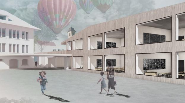 Image de Bâtiment accueillant du public