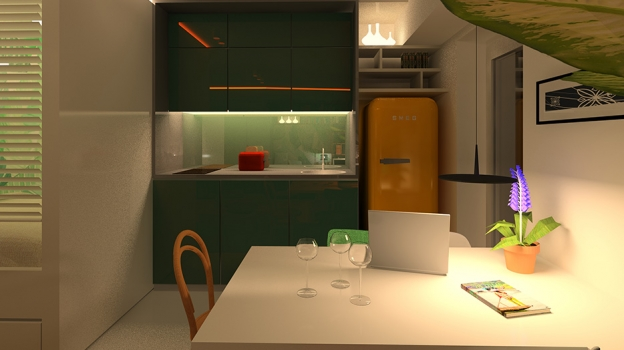 picture of Interior architecture and Flats / Apartments