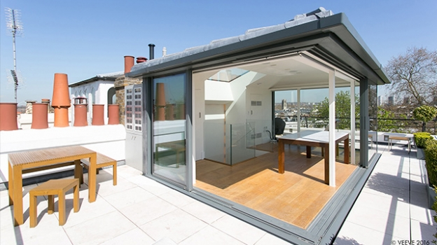 picture of Roof Extension and Patios & Terraces