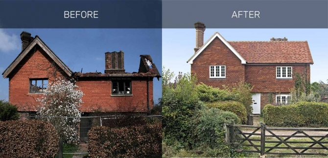 picture of Restoration and Roof Extension