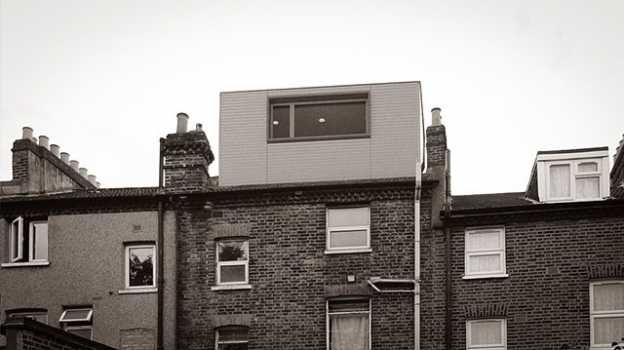 picture of Roof Extension and Townhouse