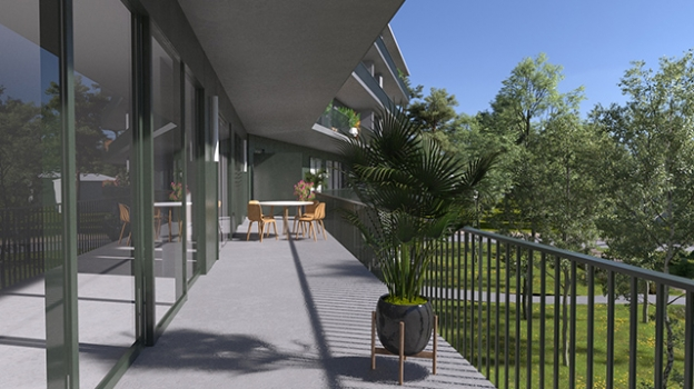 picture of New Build and Multi-unit Residential Buildings