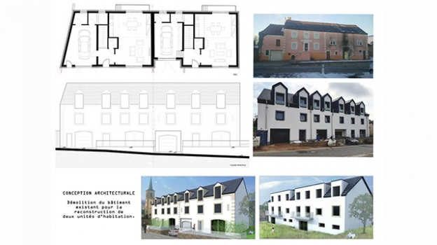 picture of Restoration and Multi-unit Residential Buildings