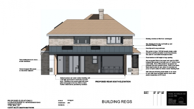 picture of Roof Extension and Single-Family Homes